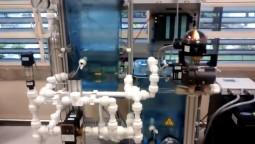 Planta Didática de Controle de Processos do Curso de Automação Industrial