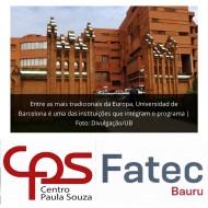 Centro Paula Souza abre inscrição para Programa de Mobilidade Acadêmica Internacional