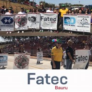 FATEC Bauru no desfile de 7 Setembro