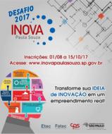 DESAFIO INOVA PAULA SOUZA 2017